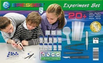 Bresser zestaw eksperymentalny do przygotowywania preparatów