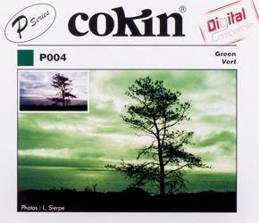 COKIN P004 zielony