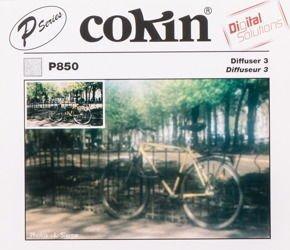 COKIN P850 Diffuser 3 - zmiękczający