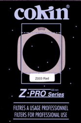 COKIN Z003 Z-PRO efektowy czerwony