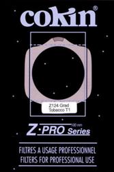 COKIN Z124 Z-PRO połówkowy tabaczkowy