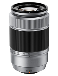Fujinon XC 50-230mm f/4.5-6.7 OiS + Hoya UV Pro1 Digital 58mm