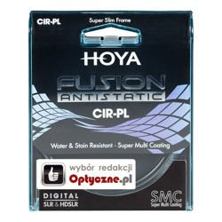 Hoya Fusion Antistatic CIR-PL 58 mm