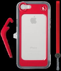 Manfrotto KLYP+ Futerał dla iPhone 5S czerwony