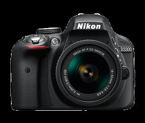 Nikon D3300 + AF-S 18-105 VR
