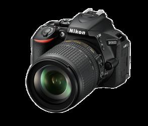 Nikon D5600 + AF-S DX 18-105 mm VR
