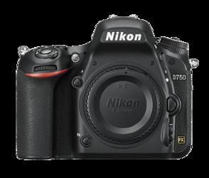 Nikon D750 Body + karta SDHC 32GB 95MB/s