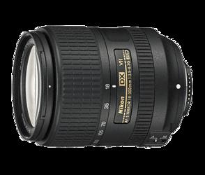 Nikon Nikkor AF-S 18-300 mm f/3.5-6.3 G ED DX VR