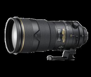 Nikon Nikkor AF-S 300mm f/2.8G IF-ED VR II