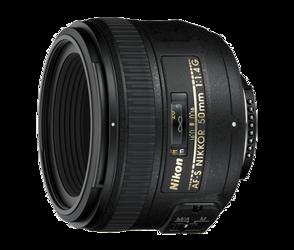 Nikon Nikkor AF-S 50 mm f/1.4 G