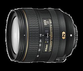 Nikon Nikkor AF-S DX 16-80mm f/2.8-4E ED VR - cashback 430zł