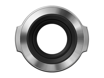 Olympus LC-37C srebrna