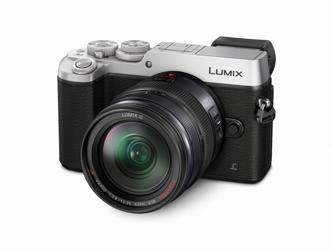 Panasonic Lumix DMC-GX8 + ob. 12-35 POWER O.I.S. srebrny