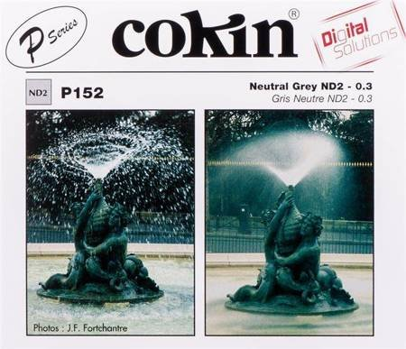 COKIN P152 neutralnie szary ND2