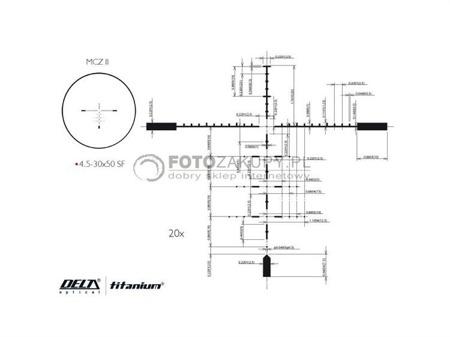 Delta Optical 4.5-30x50 MCZ II