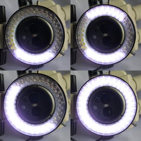 Delta Optical oświetlacz diodowy LED 64 czterostrefowy