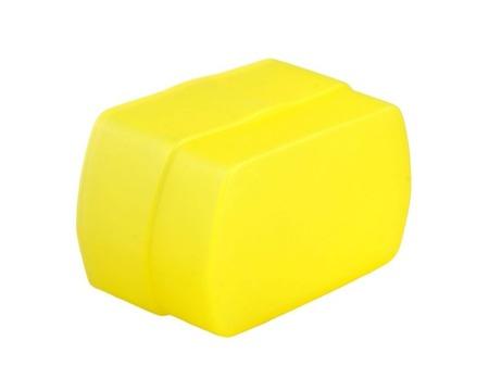 Delta dyfuzor do lampy Nikon SB-600 (żółty)
