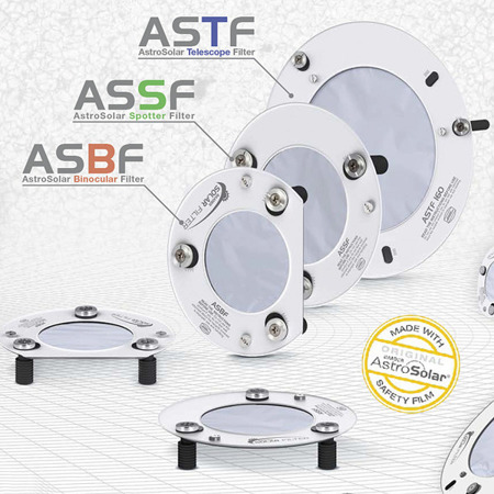 Filtr Słoneczny Baader Solar Filter ASTF 120 mm
