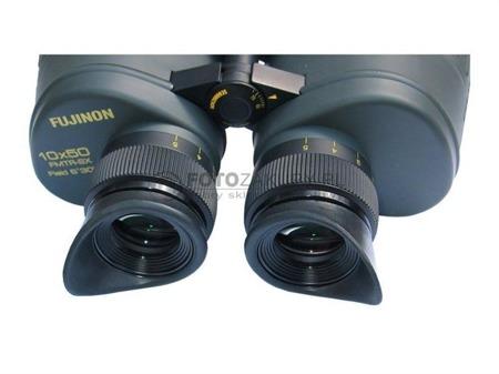 Fujinon profilowane muszle oczne do lornetki FUJINON 10x50 FMT