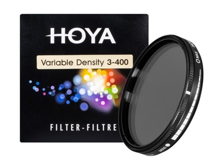 Hoya VARIABLE DENSITY 58 mm