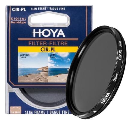 Hoya polaryzacyjny PL-CIR 58 mm Slim