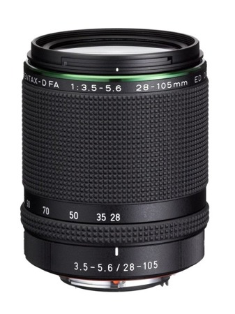 Pentax HD D FA 28-105 mm F3.5-5.6 ED DC WR